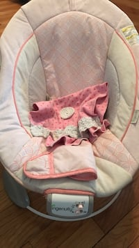 Ingenuity Infant Seat/Bouncer -Gently Used  Columbus, 31909