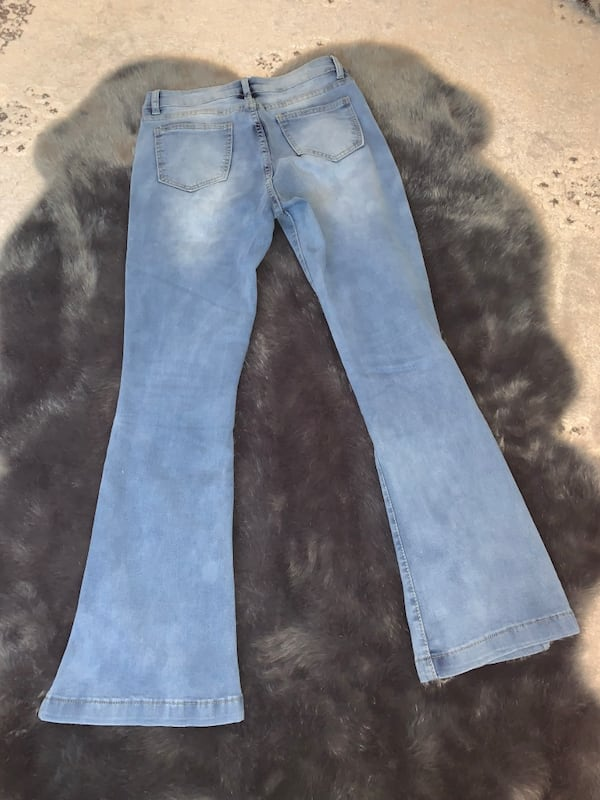 Flare jeans bootcut 5