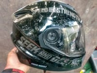 Speed and strength SS1600 Helmet -Cruise Missle  Anchorage, 99503