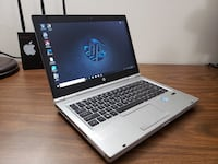Fast HP Elitebook, Core i5, 1GB Graphics Tulsa, 74104