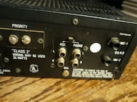 Realistic. mpa-40 35WATT P.A. Amplifier  Oklahoma City, 73106