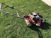 Lawn mower- Runs but has a broken grass shoot Orchard Hills, 21742