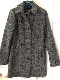 Woman's Grey Coat Size S Vienna, 22180