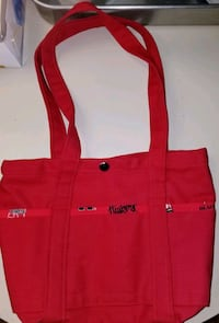 Nebraska Huskers lined theme purse smokefree  Omaha, 68137