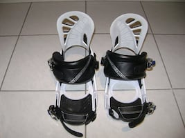 Mens Firefly A7.0 Snowboard Bindings
