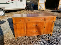 Buffet Cabinet-Solid Cherry Quinton, 23141