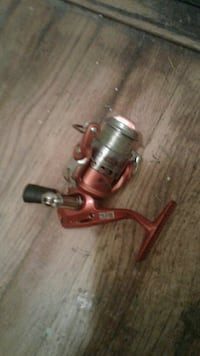 red fishing reel Victoria, V9A 1S3