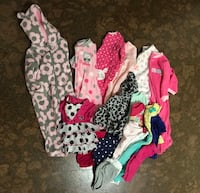 9 Months old baby girl clothes Nashville, 37013