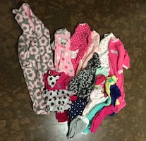 9 Months old baby girl clothes