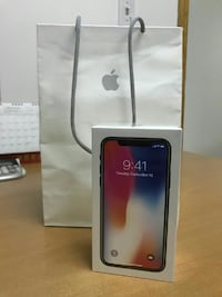 Apple iPhone X - 256GB - Desbloqueado
