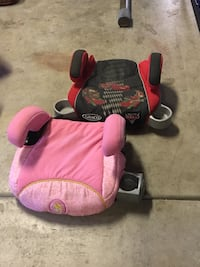 Disney booster seats  Tulare, 93274