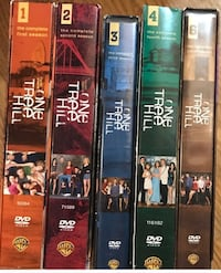 Four assorted dvd movie cases Liverpool, 13088