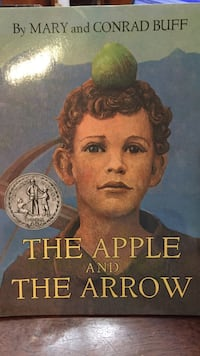 Book the Apple and the Arrow NEW