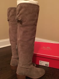 Coach suede over the knee boots size 7.5 Chicago, 60601