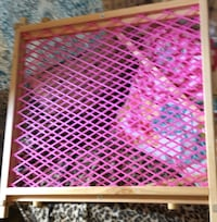 barely used baby gate (2) Catonsville, 21228