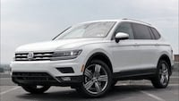 2018 Volkswagen Tiguan 2.0T SEL 4MOTION Scarborough