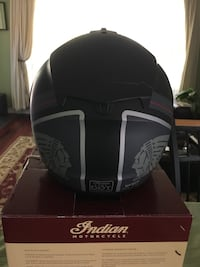 Indian helmet