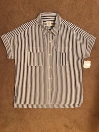 Women's Striped Cotton Top Toronto, M2N 2H6