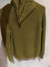 Urban Outfitters Green Waffle Knit Turtle Neck  Markham, L6E 0H0