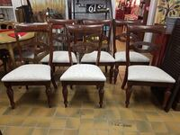 6 chairs $175 plus tax  Spring Hill, 37174