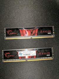 two black and red RAM sticks Springfield, 22153