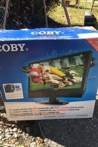 """19"""" Monitor with DVD player Hewitt, 07421"""