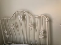 white and gray floral wall decor Madison, CT 06443, USA