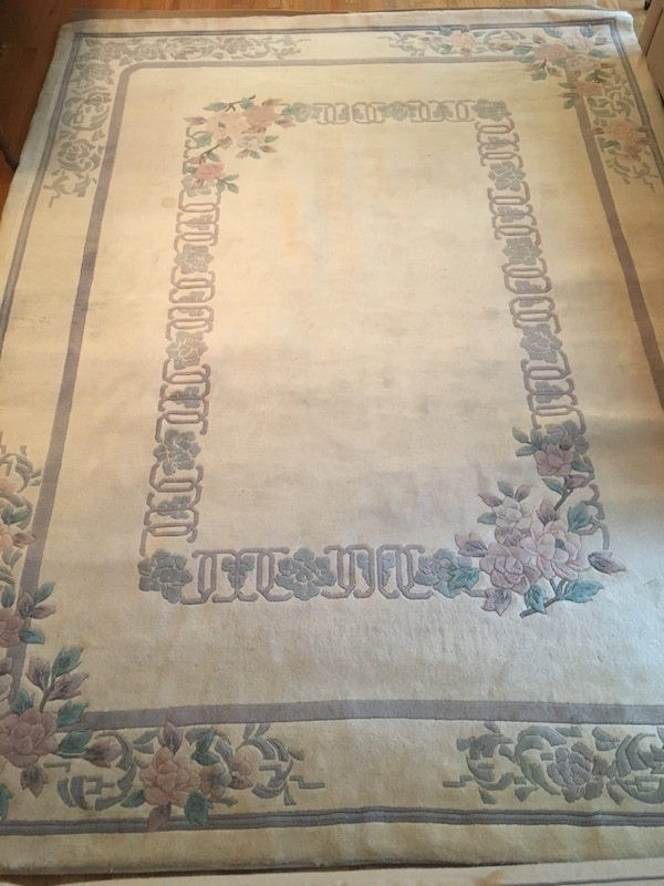 Area Rug 11.5 ft x 9.5 ft