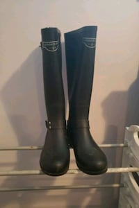 Ladies London Fog Rubber Boots
