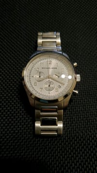 Michael Kors Stainless Steel Unisex Watch