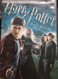 Harry Potter - and the half blood prince - DVD Portland, 97219