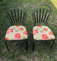 metal patio chairs Homosassa, 34446