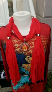 Necklace Scarf Calgary, T3H 2W1
