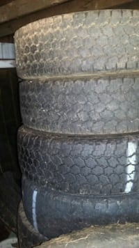 Used sets of 20inch tires toyo and nittos  Oklahoma City