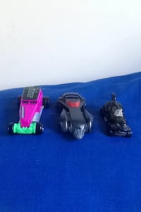 Batman cars $15 each Edmonton, T5E