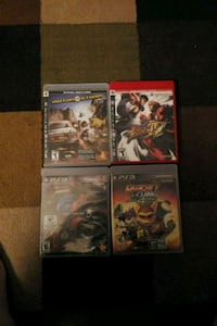 Ps3 games 8 km