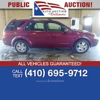 2006 Ford Freestyle Limited Joppa, 21085