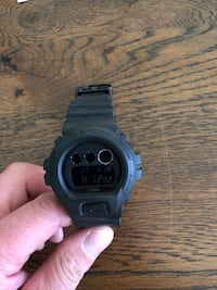 black Casio G-Shock digital watch Washington Terrace, 84405
