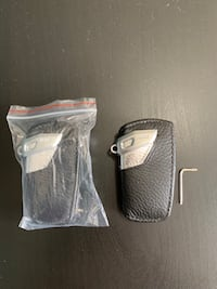 BMW Leather Key Case. ( 2 Cases )