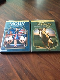 Two Molly and Felicity DVD