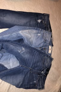 3 Holister jeans (women's size 1) Gainesville, 20155