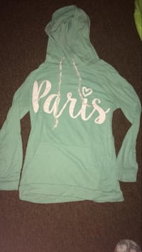 "Rue 21 ""paris"" long sleeve Colfax, 46035"