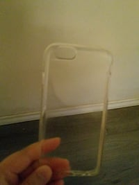 Iphone 6/6s clear cover (have 2). Never used. PICK UP ONLY Toronto, M9R 3B5