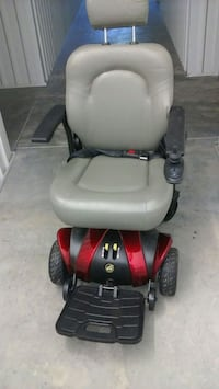 Wheel chair motorized used once 1hr Sykesville, 21784