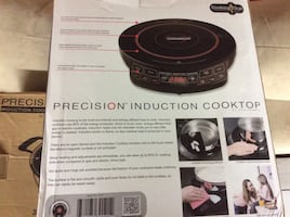 New hot plate