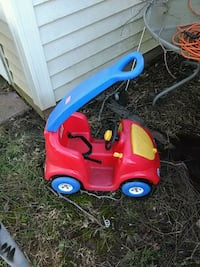 FISHER PRICE RIDE ALONG Westfield, 46074