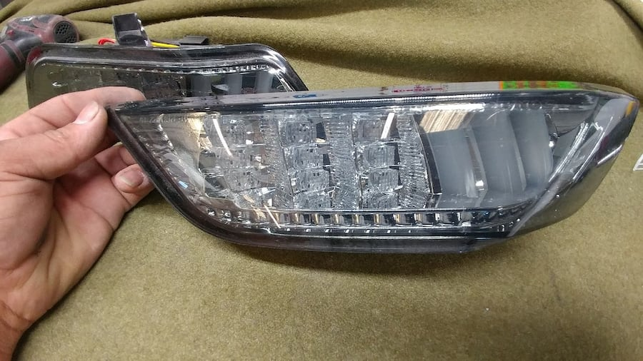 2015-17 Mustang Smoked LED Turn signal d9f9d1df-d919-432e-9aff-8d838be29928
