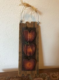 (IRVING, TX) Rustic Kitchen Wall Decor, Apples Irving, 75063