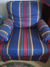 Chair  and two cushions