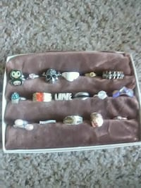 assorted ring lot Chico, 95973